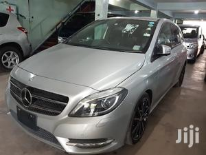 Mercedes-Benz B-Class 2012 Silver | Cars for sale in Mombasa, Mvita