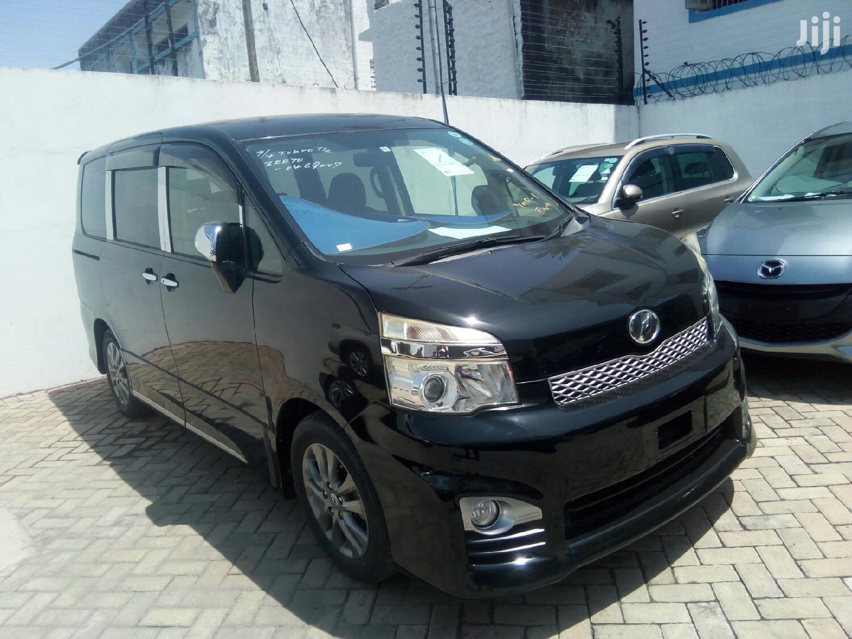 Toyota Voxy 2012 Black   Buses & Microbuses for sale in Mvita, Mombasa, Kenya