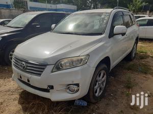 Toyota Vanguard 2011 White | Cars for sale in Mombasa, Mvita