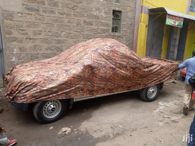 Jungle Car Covers