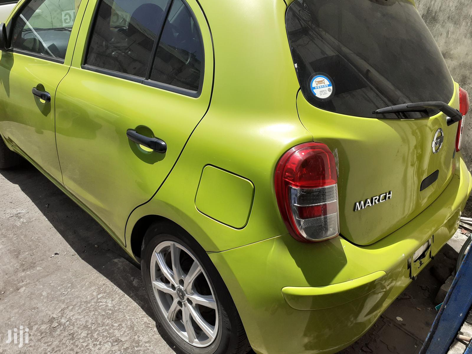 New Nissan March 2012 Green | Cars for sale in Mvita, Mombasa, Kenya
