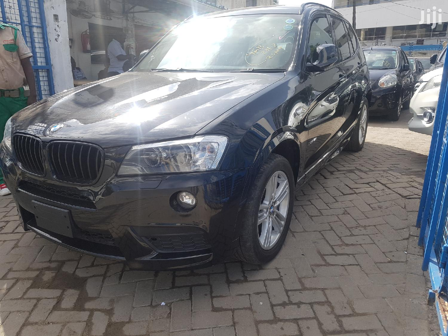 Bmw X3 2012 Black In Mvita Cars Bazzer Trading Jiji Co Ke