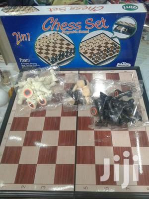 Checkers And Chess (2 In 1)   Books & Games for sale in Nairobi, Nairobi Central