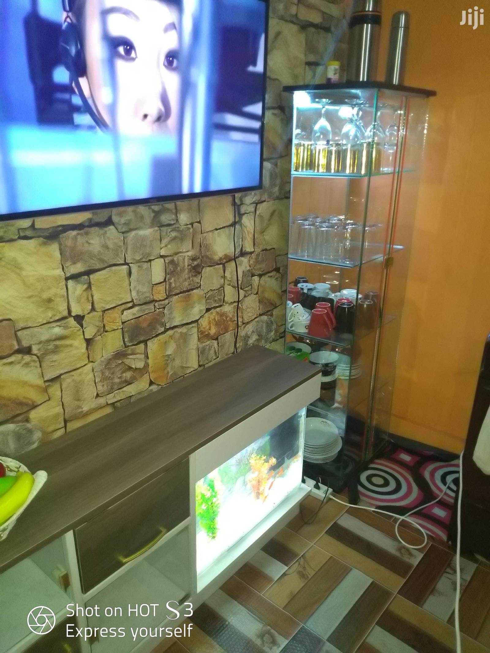 Tv Stand Aquarium   Fish for sale in Kariobangi, Nairobi, Kenya
