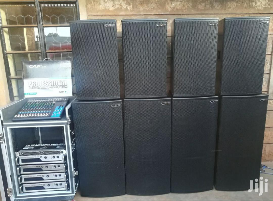 Pa System For Hire | DJ & Entertainment Services for sale in Kinoo, Kiambu, Kenya