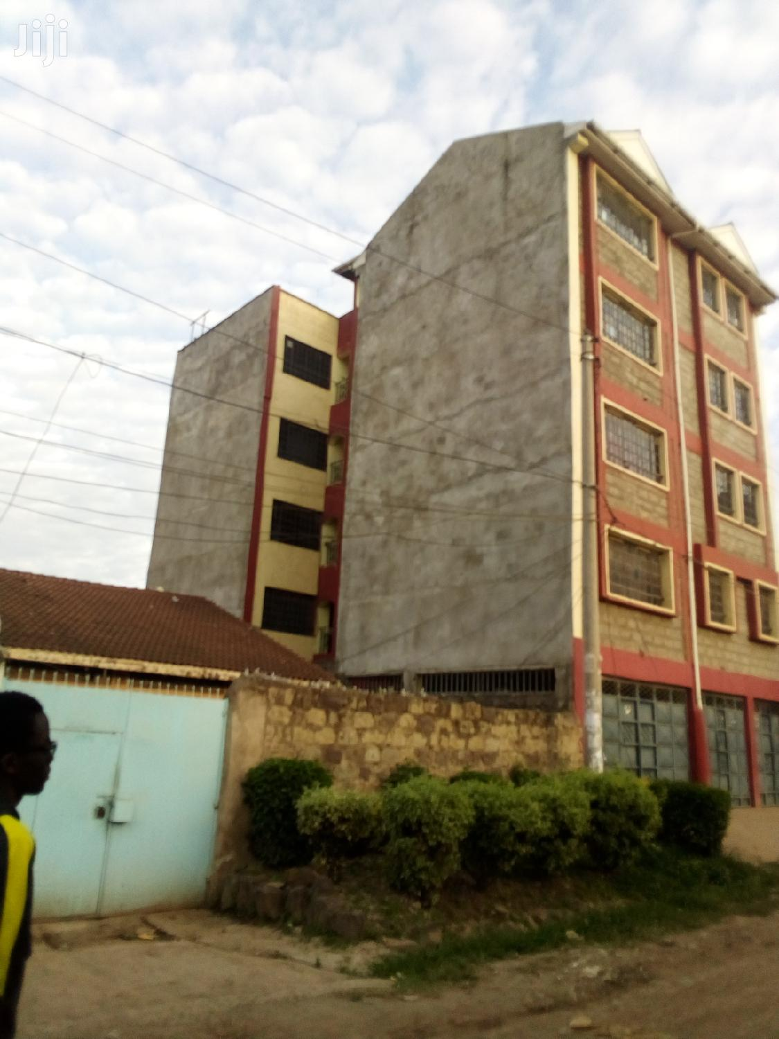 Tena Estate Block Of Flat For Sale (Clean Title Deed)