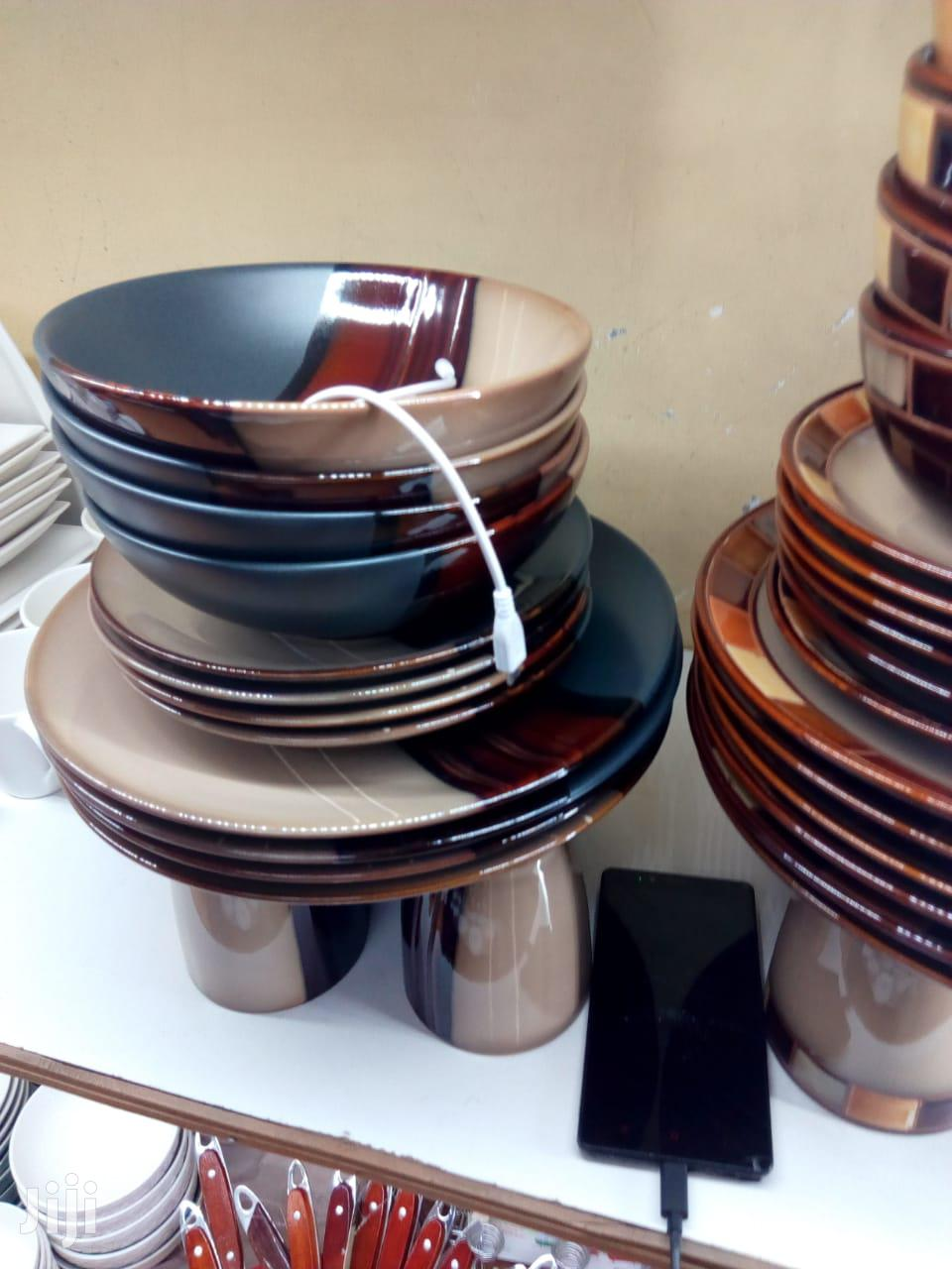 24pc Ceramic Dinner Set/ Dinner Set