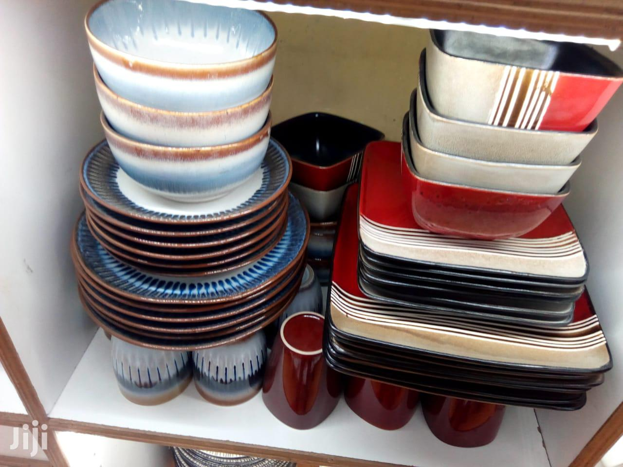 24pc Ceramic Dinner Set/ Dinner Set | Kitchen & Dining for sale in Nairobi Central, Nairobi, Kenya