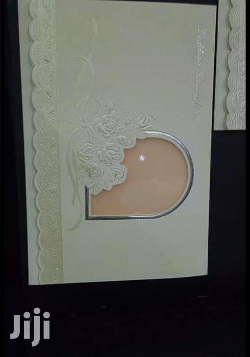 Archive: Wedding Card Printing