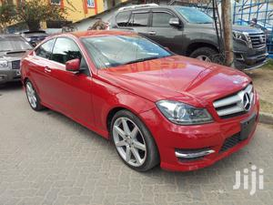 Mercedes-Benz C250 2013 Red | Cars for sale in Mombasa, Mvita