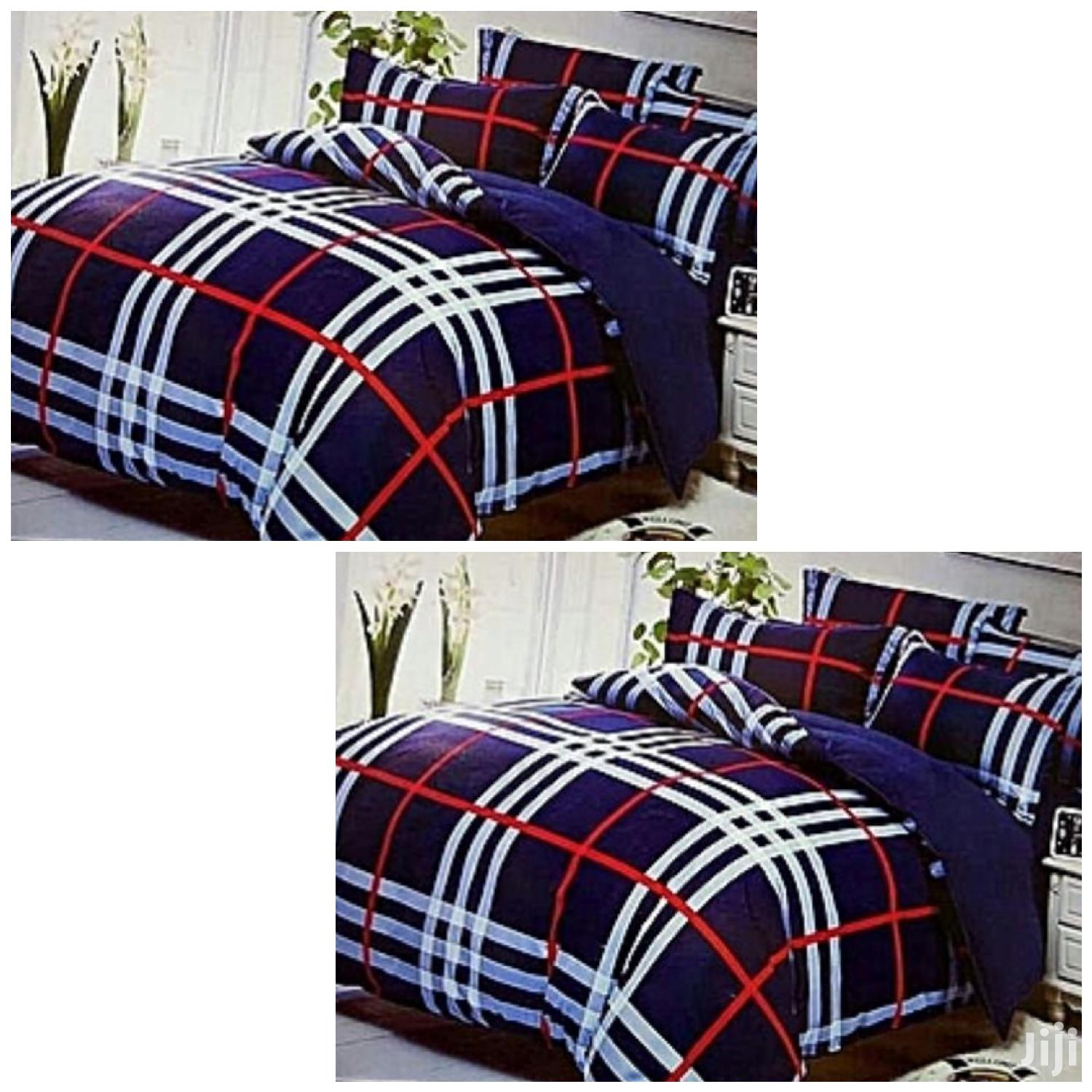 Duvet With Pillow Case And Bedsheet