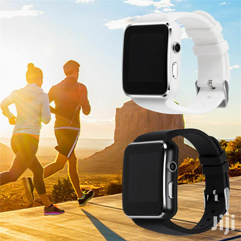 Archive: X6 Curved Screen Bluetooth Smart Watch Phone Mate For Android/Ios