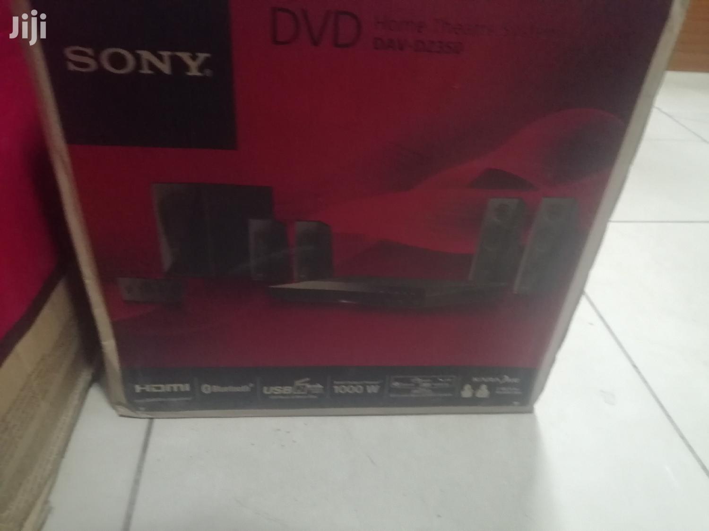 Archive: Sony Dav Dz350 Hometheatre
