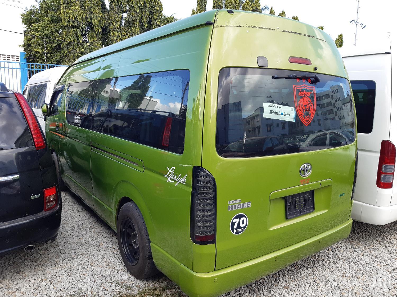 Toyota HiAce 2012 Green   Buses & Microbuses for sale in Mvita, Mombasa, Kenya