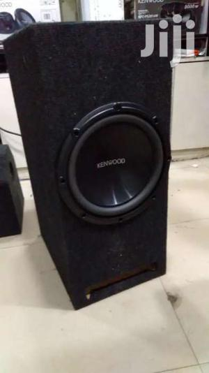 Deep Earth Shaking Bass Kenwood 1200 Watts Bigslot Cabinet New In Shop | Vehicle Parts & Accessories for sale in Nairobi, Nairobi Central