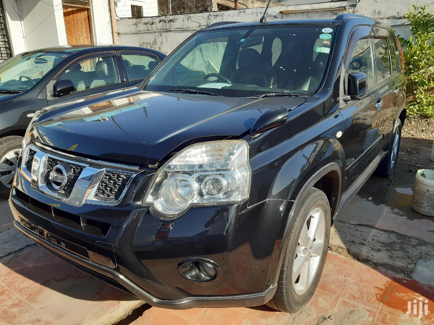 Archive: Nissan X-Trail 2012 Green