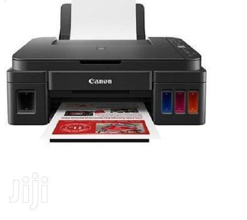 Archive: CANON Pixma G3411 Printer