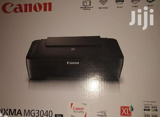 Archive: Canon PIXMA Printer