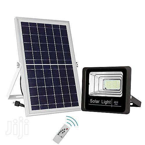 Solar Powered Floodlights