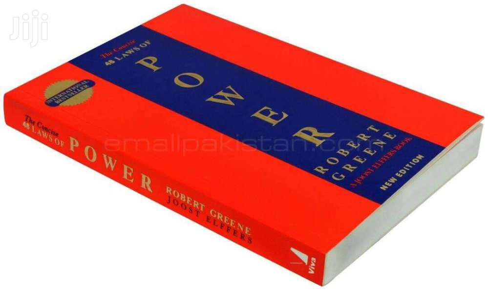 The 48 Laws Of Power - Concise Edition By Robert Greene
