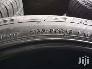 265/60/18 Bridgestone Tyre's Is Made In Japan | Vehicle Parts & Accessories for sale in Nairobi, Nairobi Central