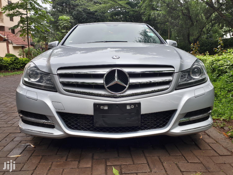 Archive: Mercedes-Benz C200 2011 Silver