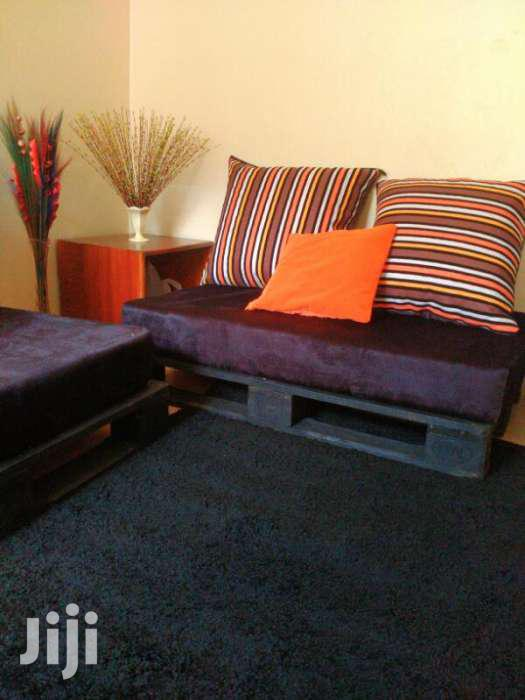 Pallet Seats/Floor Cushions/Throw Pillows/Pallets/Puffs | Home Accessories for sale in Ziwani/Kariokor, Nairobi, Kenya