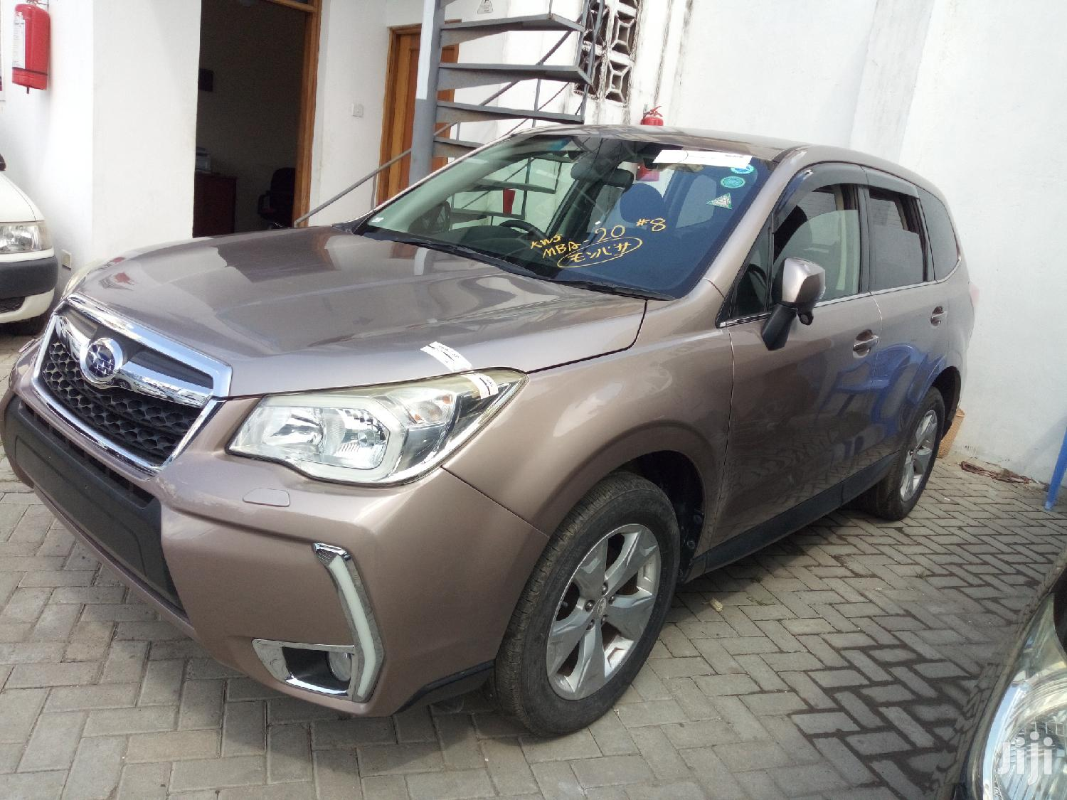 Subaru Forester 2013 Gold | Cars for sale in Mvita, Mombasa, Kenya