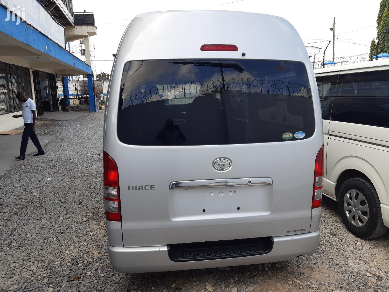 Toyota HiAce 2012 Green | Buses & Microbuses for sale in Mvita, Mombasa, Kenya