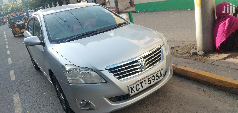 Toyota Premio 2011 Silver   Cars for sale in Tudor, Mombasa, Kenya
