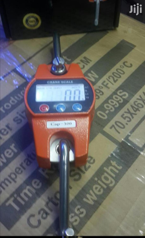 Digital 300kgs Weighing Scale