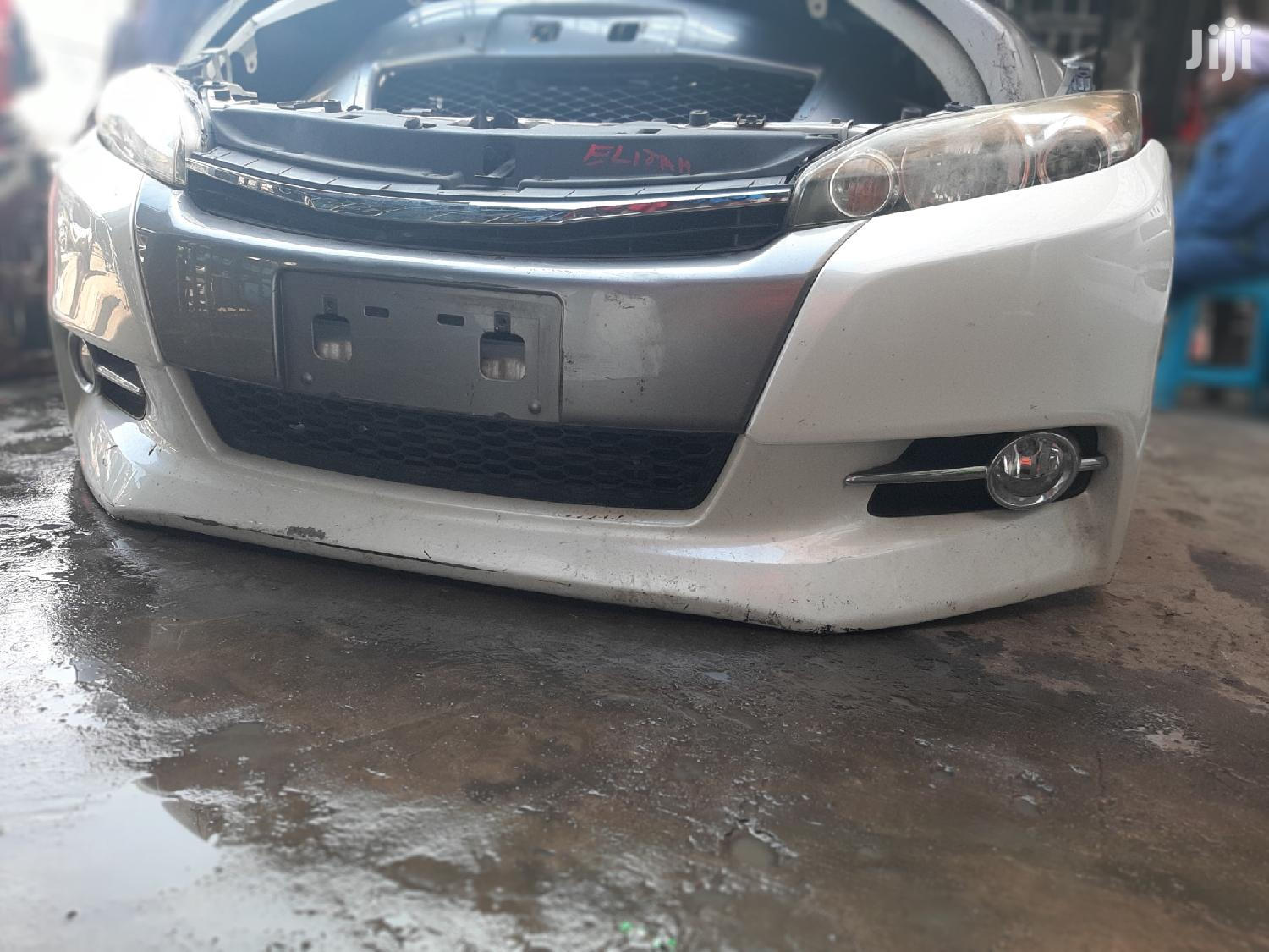 Clean Dent Free Toyota Wish 2014 Nosecut Auto Car Body Parts | Vehicle Parts & Accessories for sale in Nairobi Central, Nairobi, Kenya
