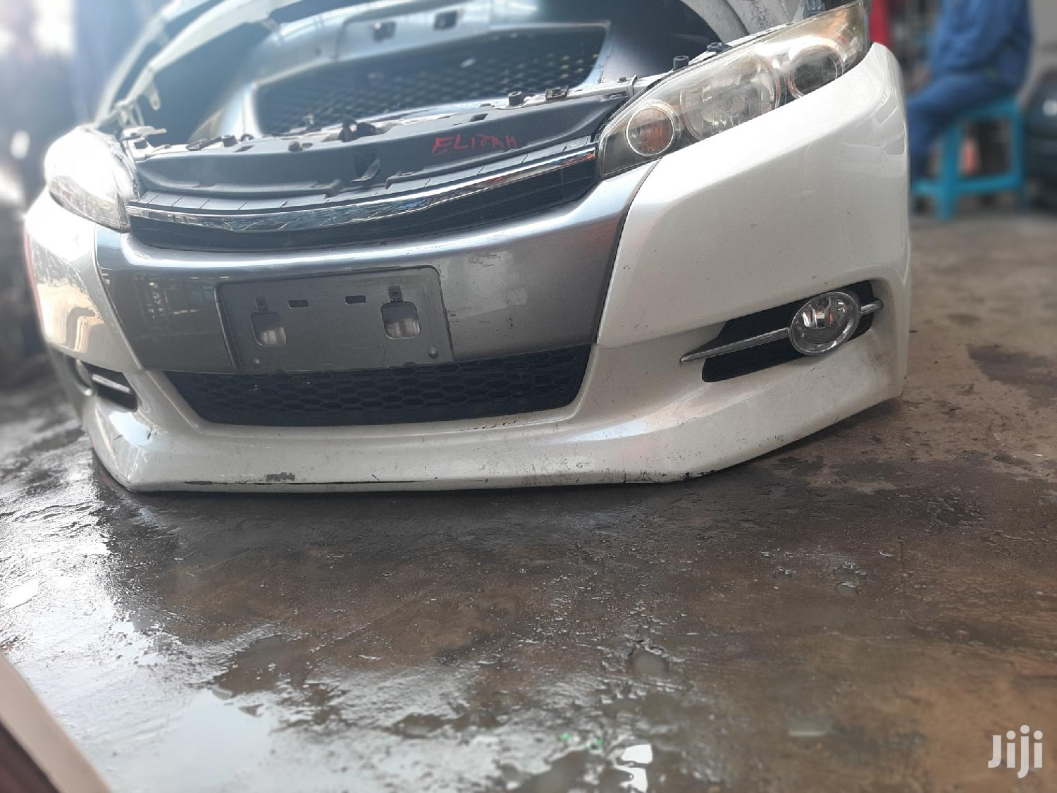 Dent Free Toyota Wish 2014 Xenon Nosecut Auto Car Body Parts | Vehicle Parts & Accessories for sale in Nairobi Central, Nairobi, Kenya