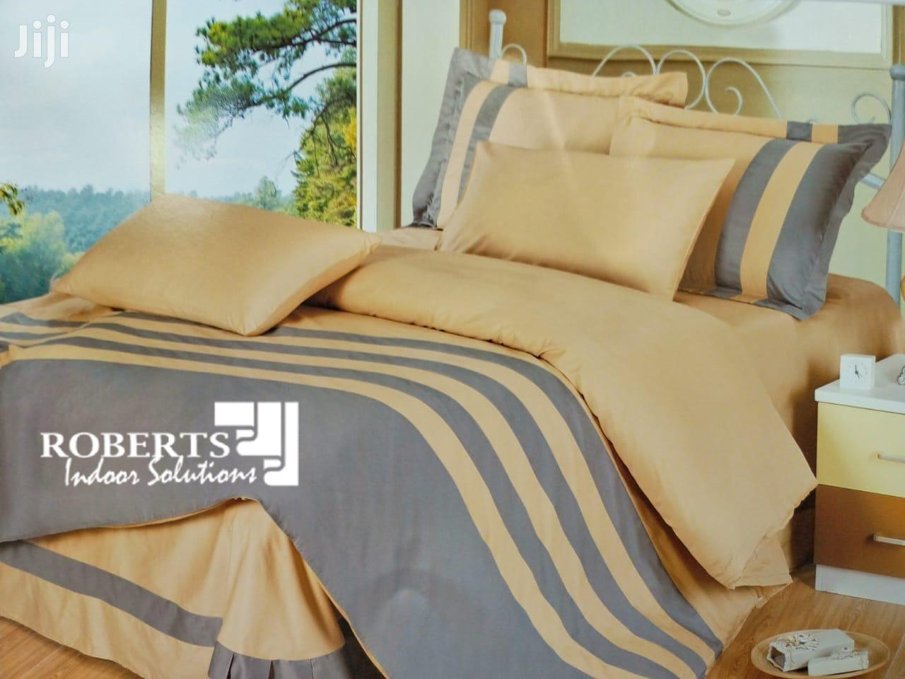Cream And Grey Duvet Cover 6by6 In Nairobi Central Home Accessories Curtains Kenya Jiji Co Ke