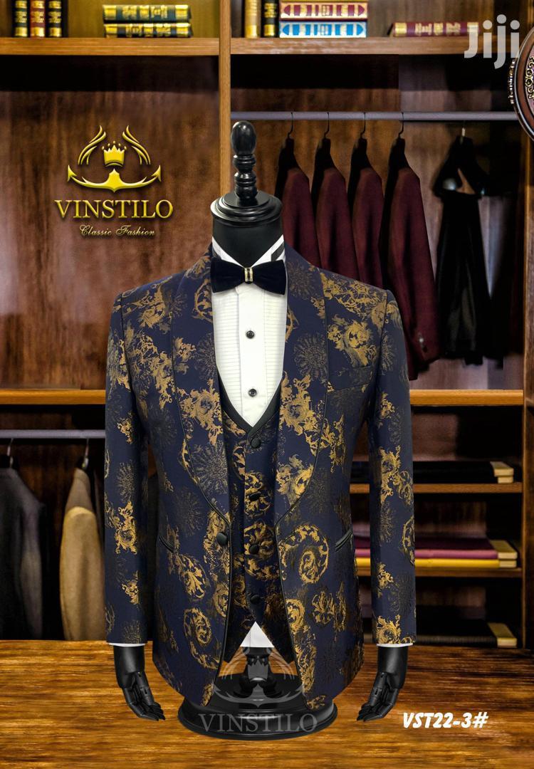 Italian Floral Tuxedo
