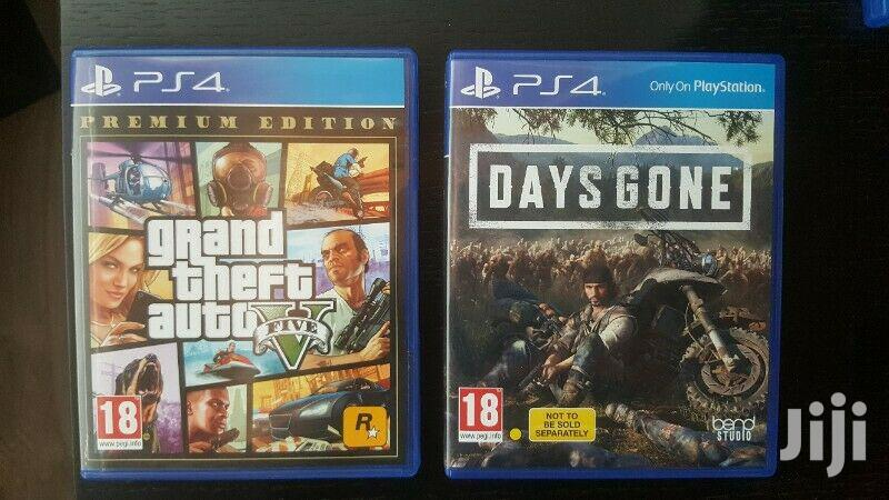 Archive: Days Gone - Playstation 4