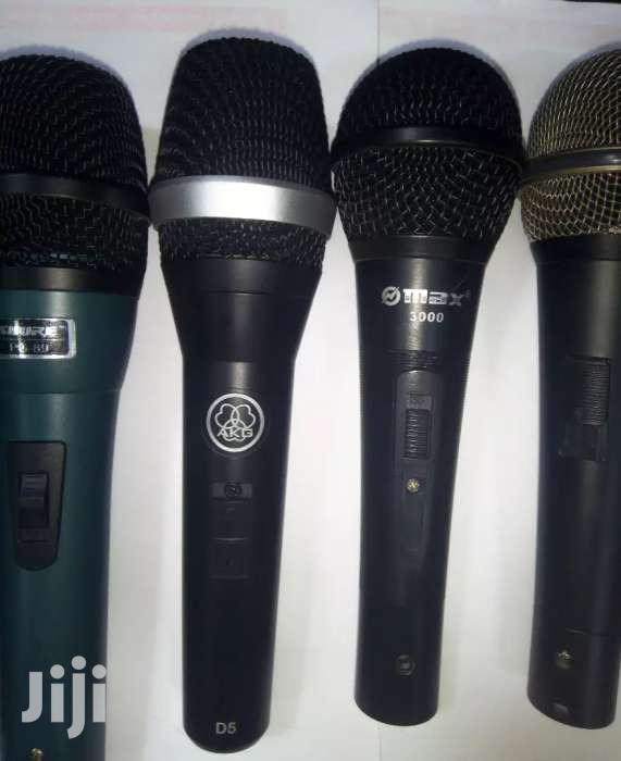 Proffesional Wired Dynamic Microphones   Audio & Music Equipment for sale in Nairobi Central, Nairobi, Kenya