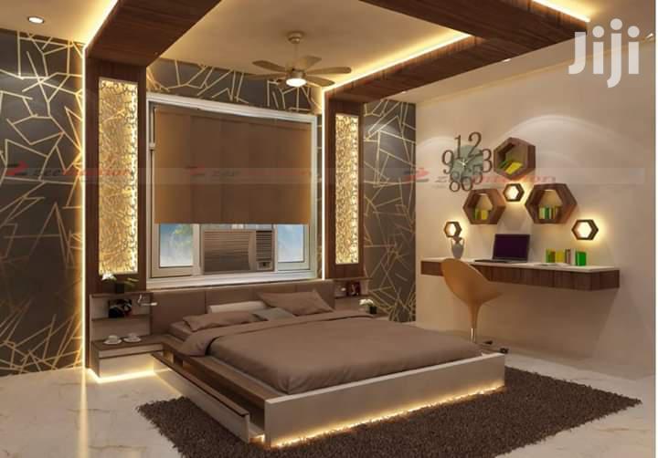 Archive: Gypsum Bed Design
