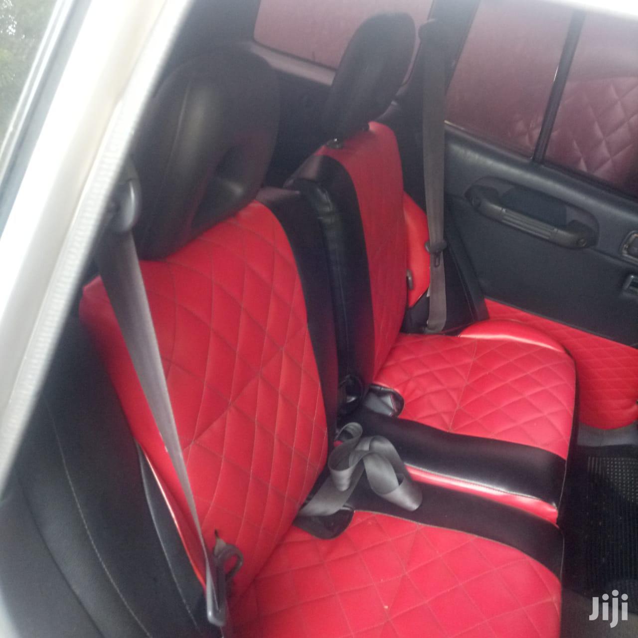 Archive: Toyota RAV4 1998 Cabriolet