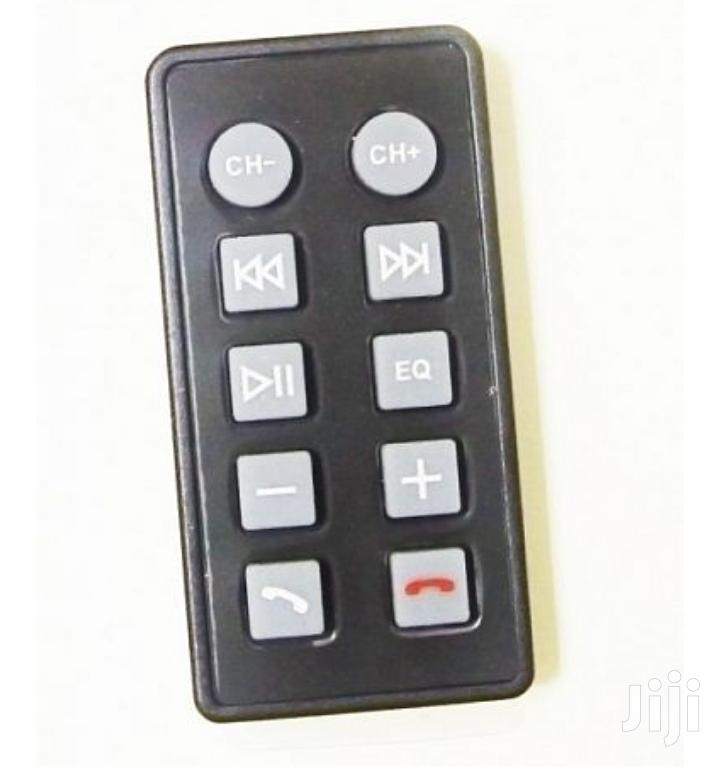 Archive: Wireless Car Modulator Mp3 Player With FM Transmitter Remote Control