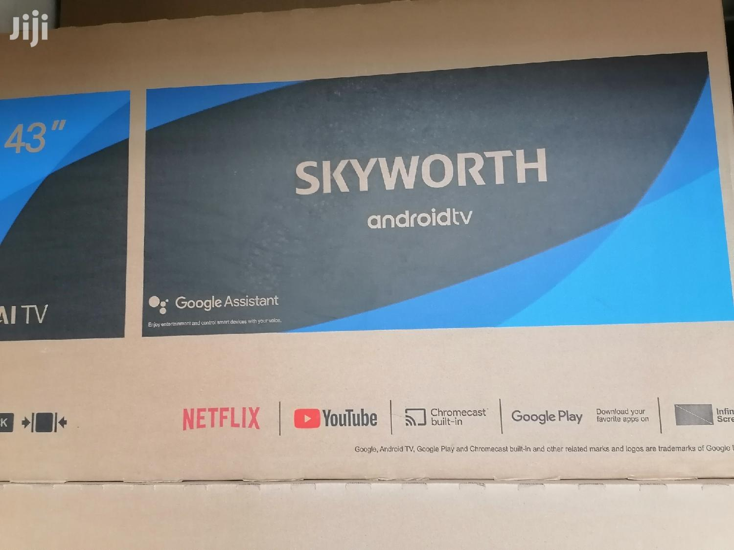 Skyworth 43 Inch Smart Android Led TV