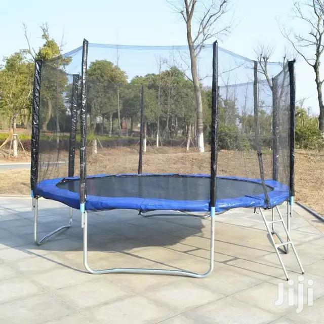 12ft Trampolines New