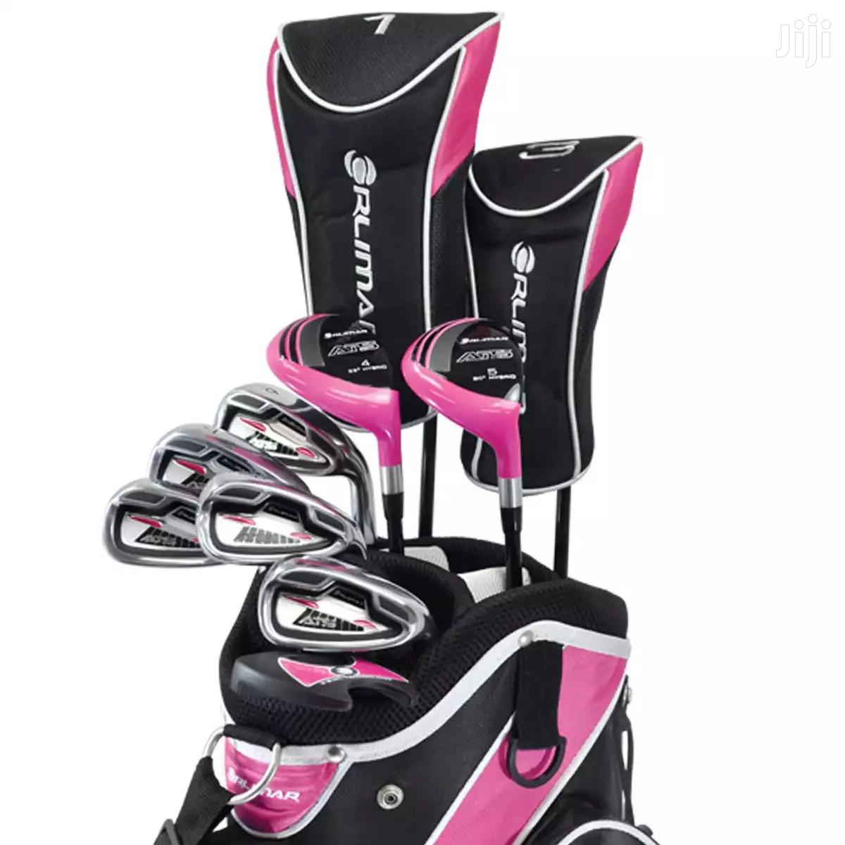 Women Golf Club Set