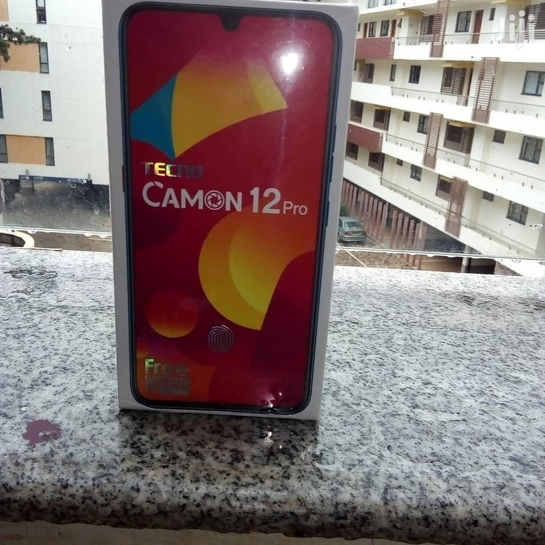 New Tecno Camon 12 Pro 64 GB Black