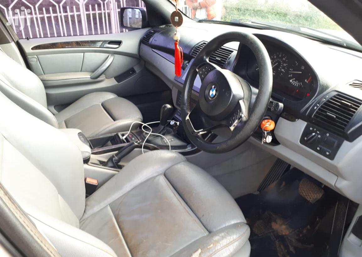 BMW X5 2005 3.0d Automatic Silver | Cars for sale in Nairobi Central, Nairobi, Kenya