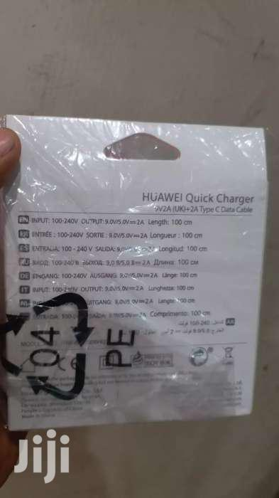 18W Huawei 5v/9v Type-C Super Charger USB-C Data Cable | Computer Accessories  for sale in Nairobi Central, Nairobi, Kenya