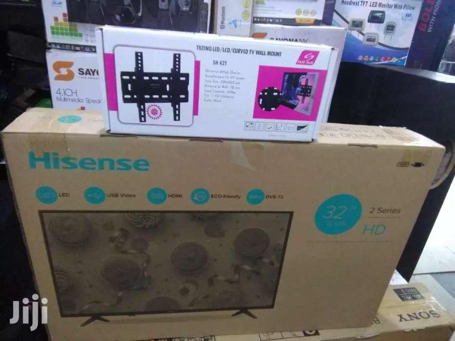 Archive: Hisense 32 Digital TV With Mouting Bracket