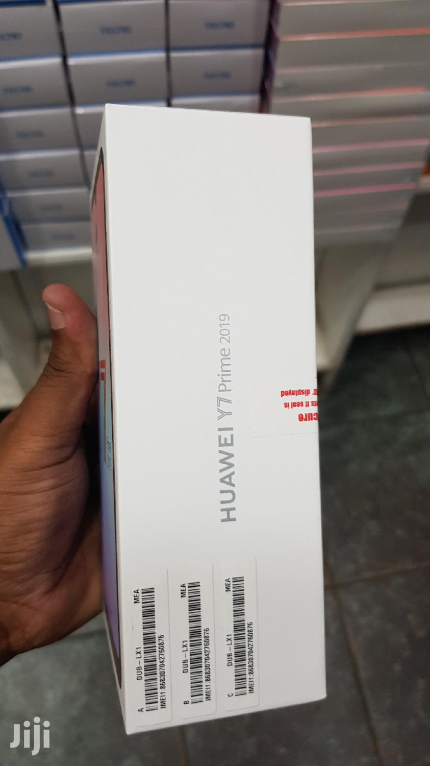 Archive: New Huawei Y7 Prime 32 GB