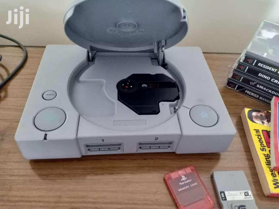 Sony Playstation SCPH 7502   Video Game Consoles for sale in Nairobi South, Nairobi, Kenya