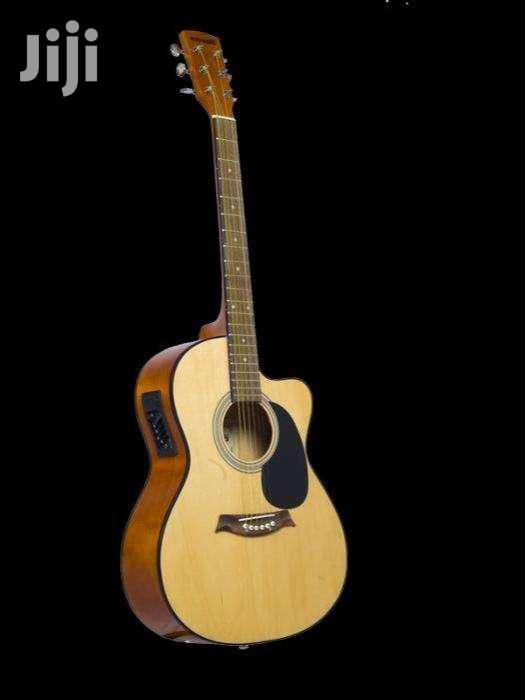 FENDER Semi Acoustic Guitar (With Bag)